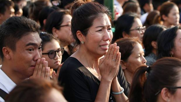 Inappropiate comments against deceased King stirs fury among Thais