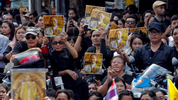 Thailand must observe at least 15 days' mourning before royal succession: PM