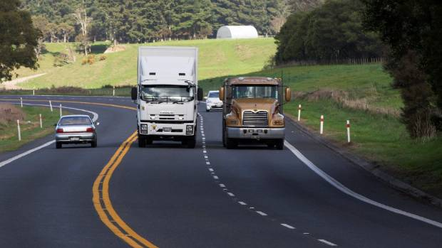 If a 110kmh limit were to be introduced, it might be on stretches of new road such as the Waikato Expressway.