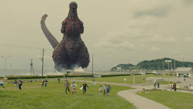 Shin Godzilla Extends Run in N. American Theaters Until October 27