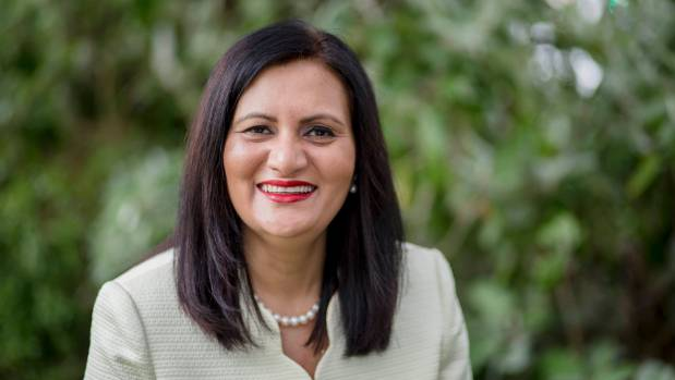 Parmjeet Parmar will run for Mt Roskill MP in December's by-election.