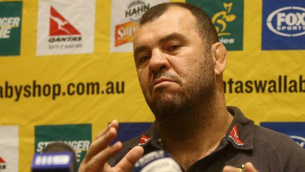 Cheika blast for record-breaking All Blacks