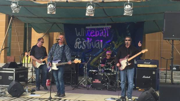 The second Westport Whitebait Festival was deemed a great success by organisers.