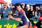Midfielder Tom Marshall was among Tasman's  try-scorers in their first ever win over Canterbury in 2010.