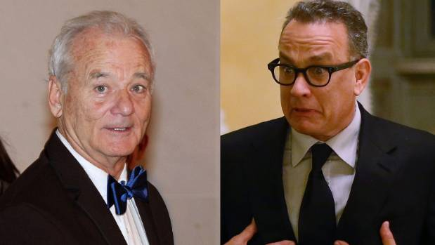 Bill Murray or Tom Hanks? Some viewers of photo aren't sure