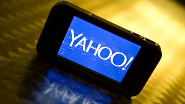 Yahoo! derives more than 75 per cent of its revenue from ad sales.