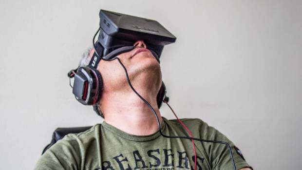 MORE REAL: Oculus has raised NZ$90 million to market its virtual-reality headset for games.