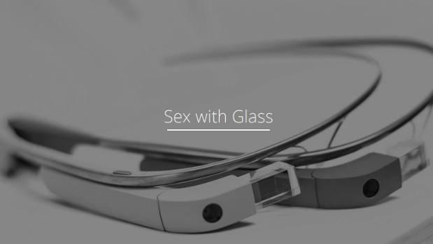 "SUPER SPECS: A new sex app for Google Glass aims to let partners ""experience sex like never before""."