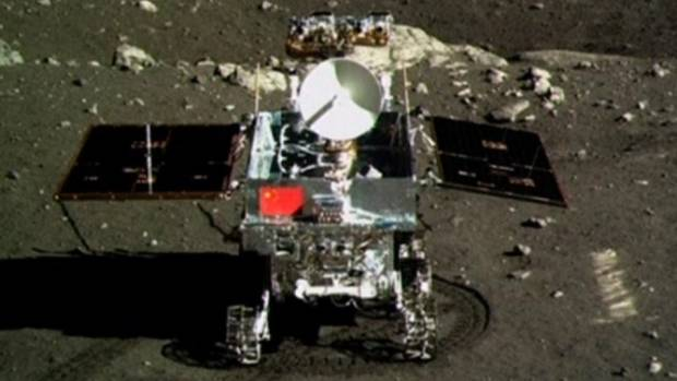 GOING AND GOING: China's troubled moon rover has come back to life, but engineers are still working to fix its fault.