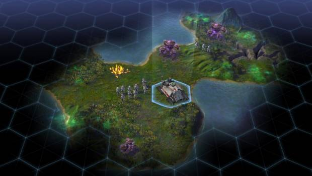 THE GREAT MISTAKE: What event prompts the humans of Civilization: Beyond Earth to abandon our homeworld?