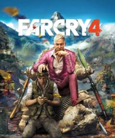 HIGH RISE:  Set in the Himalayas, Far Cry 4 will release on November 18 in North America and November 20 in Europe.