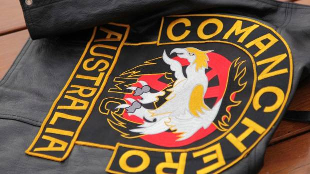 Gang members with links to the Comancheros outlaw Motorcycle Club could be making Taranaki home.