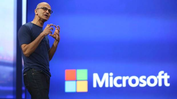 NUMBERS GAME: New Microsoft Chief Executive Satya Nadella likes to boast that Bing is growing.