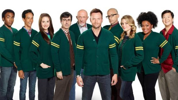NEW TIMELINE: The group from Greendale Community will return, on the internet.