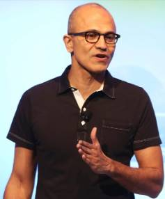 HACK AND SLASH: Microsoft CEO Satya Nadella has instigated the biggest series of layoffs in the company's 39-year history.