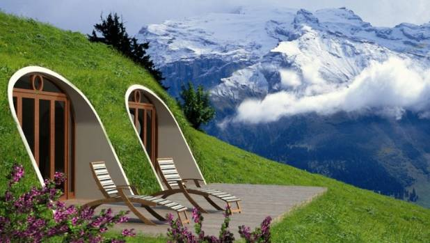Create Your Own Slice Of Middle Earth With A Prefabricated