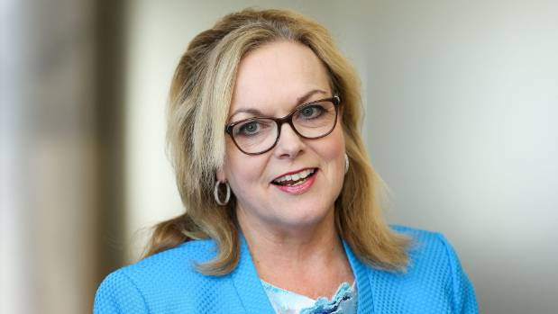 Police minister Judith Collins said her comments about poverty and parenting were taken out of context.