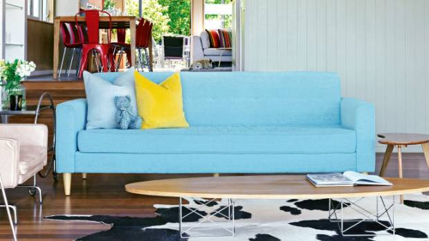 Purchase statement pieces of furniture that will last from house to house.
