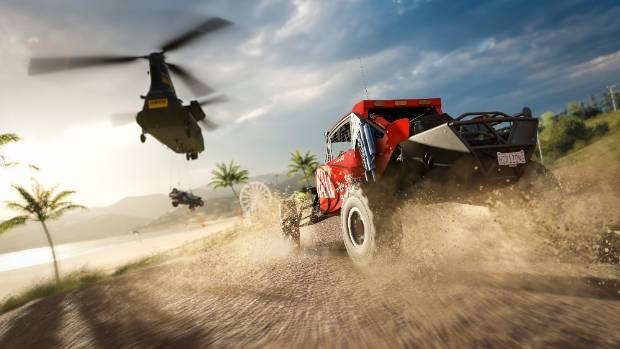 Is Forza Horizon 3 the perfect racing game?